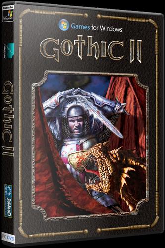 Скачать игру gothic 2 ночь ворона через торрент русская озвучка